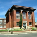MOOSE JAW COURT HOUSE