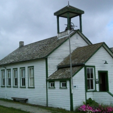 Ode to my Prairie Schoolhouse