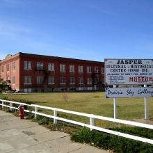 Jasper Centre, Maple Creek, SK  Image:PD